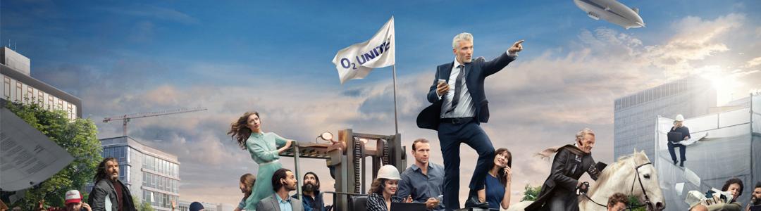 o2 Unite Zeit für eine Revolution